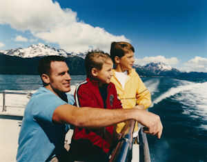 Vacations Magazine: Family Adventures in Alaska