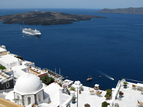 Vacations Magazine: See Greece by Sea
