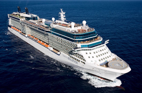 Vacations Magazine: Sailing Celebrity Solstice