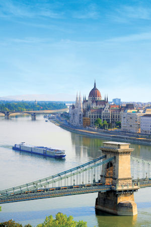 Vacations Magazine: Discover the Pleasures of River Cruising