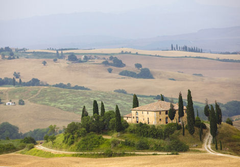 Vacations Magazine: Treasures of Tuscany