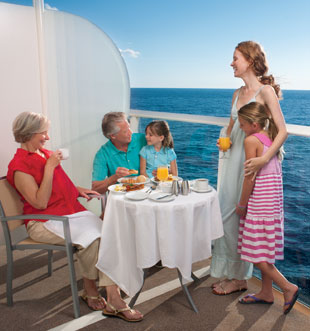 Vacations Magazine: 5 Great Ships for a Family Cruise