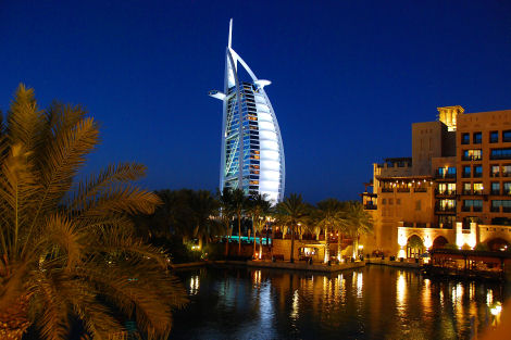Vacations Magazine: Dazzling Dubai