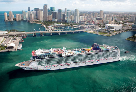 Vacations Magazine: Modern Cruising on the Norwegian Epic