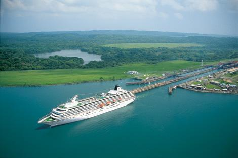 Vacations Magazine: 5 Reasons to Transit the Panama Canal