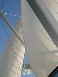 Vacations Magazine: Cruising Under Sail