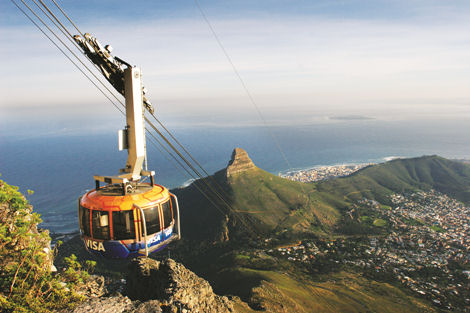 Vacations Magazine: Sydney to Cape Town