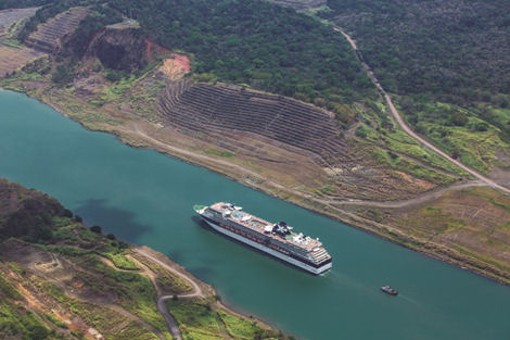 Vacations Magazine: Happy Birthday, Panama Canal