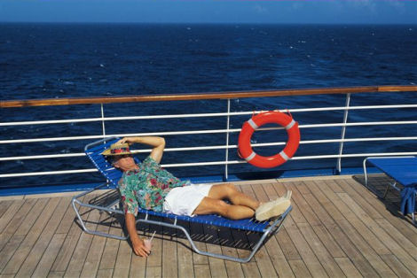 Vacations Magazine: Singles at Sea